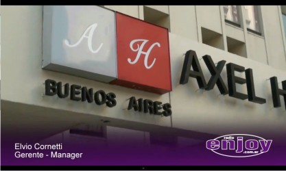 hotel axel buenos aires