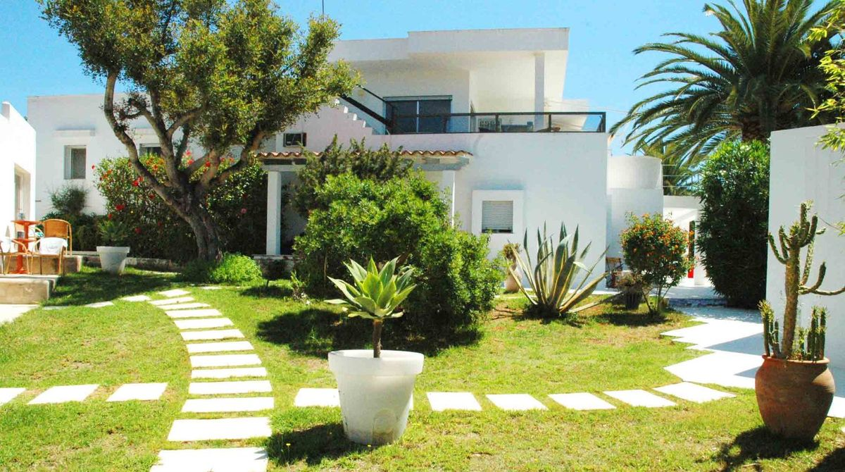 Descubre la casa alexio ibiza best place to be mucho for Casa con jardin barcelona